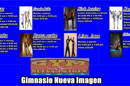 Gimnasio Nueva Imagen
