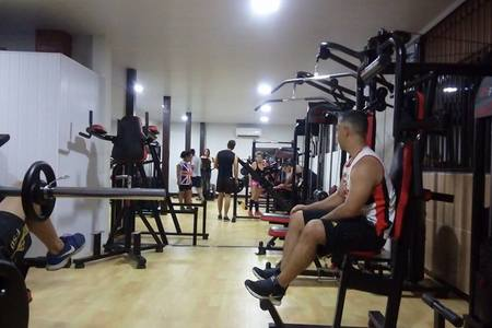 Academia Casalli Fitness -