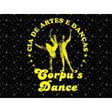 Cia De Artes E Danças Corpu's Dance - logo