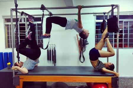 Studio Teaser Pilates