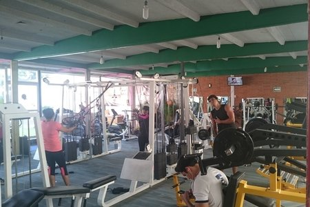 Gym Tepepan