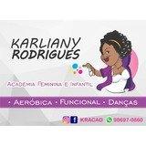Karliany Rodrigues Studio Fitness - logo