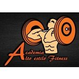 Academia Alto Estilo Fitness - logo