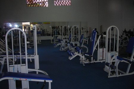 Academia Malha Fitness -
