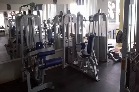 Sporty Fitness Center