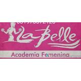 Academia La Belle Feminina - logo