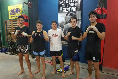 Coliseo Sparring Club