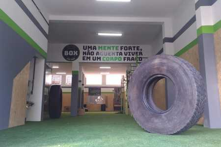 My Box - Box João Jorge -