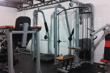 X Gym Academia -