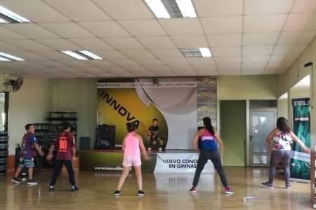Innova Fitness Club Arica -