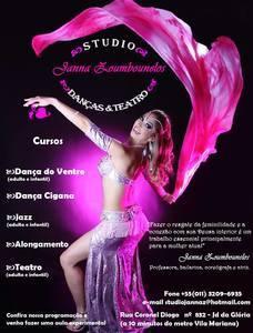 Studio Jz - Danças e Teatro