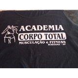 Academia Corpo Total - logo