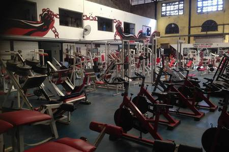 Gimnasio Power Gym -