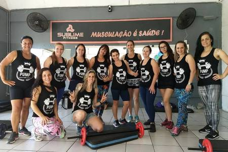 Sublime Fitness