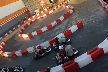 Rally Karting (Las Rejas) -