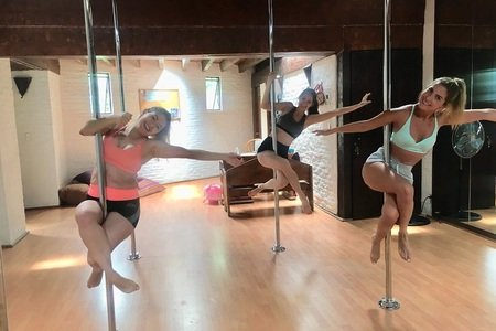 Pole Fitness Goyco Studio