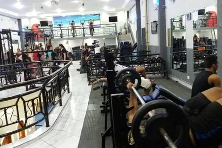 Academia World Top Fitness