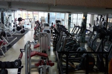Ak Systems Fitness Club / Coyoacan -