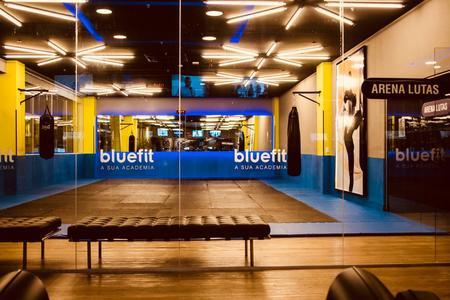 Academia Bluefit - Venâncio Shopping