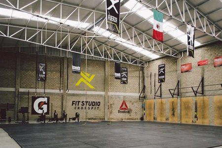 Fit Studio Crossfit Aviación -