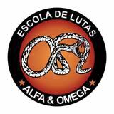 Escola De Lutas Alfa E Ômega - logo