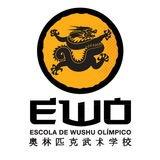 ESCOLA DE WUSHU KUNG FU - logo