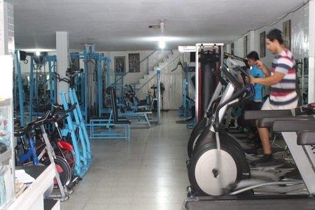 Blanser Gym
