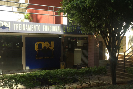 ON TREINAMENTO FUNCIONAL E LUTAS -