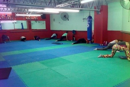 Gym Spinetto -