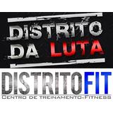 Centro de Treinamento Distrito da Luta e Distrito Fit - logo