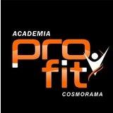 Academia Pro Fit Cosmorama - logo