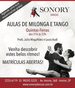 Sonory Danças