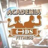 Hds Fitness - logo