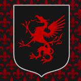 Ordem Do Grifo De Fogo - logo