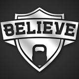 Believe Wellness Studio | Studio Noroeste - logo