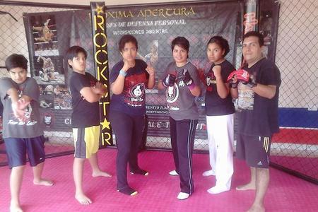 PITBULL FIGHT CLUB PENJAMO -