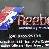 Reebok Fitness Academia - logo