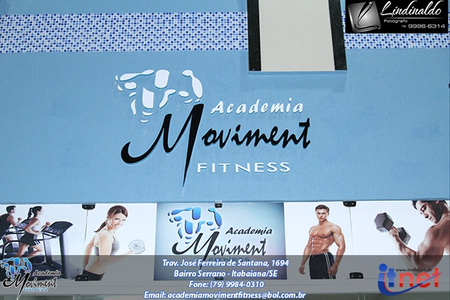 Academia Moviment Fit -