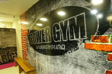 Power Gym - Camelão -