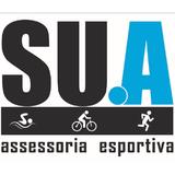 SU.A Assessoria Esportiva Corrida Pq. Areião - logo