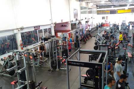 Academia Gym Sports Center -