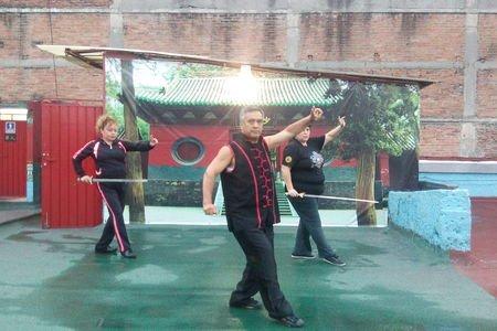 Colegio de Wushu y Medicina Tradicional China Ces - Wushu.