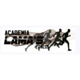 Academia Lamas Fitness - logo