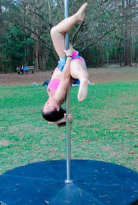 Purple Wings Pole & Art FiT