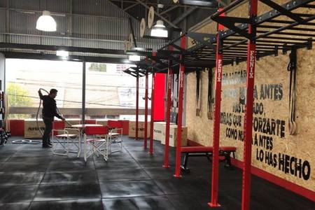 Boxes Gym