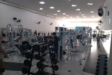 Sport Fitness Academia