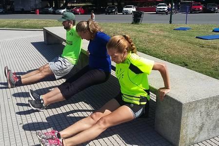Locos por Correr Running Team Puerto Madero -