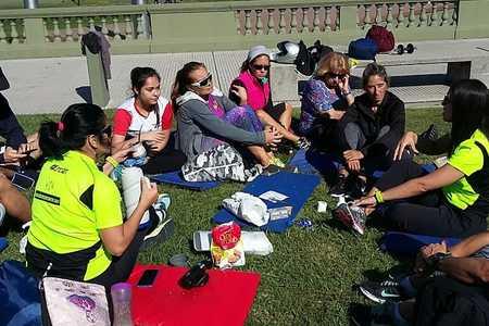 Locos por Correr Running Team Montserrat