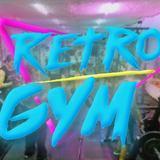 Retro Gym - logo