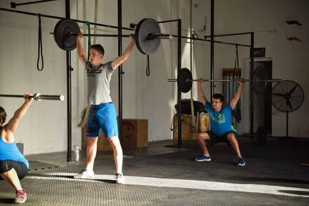 Crossfit Pica Oeste -